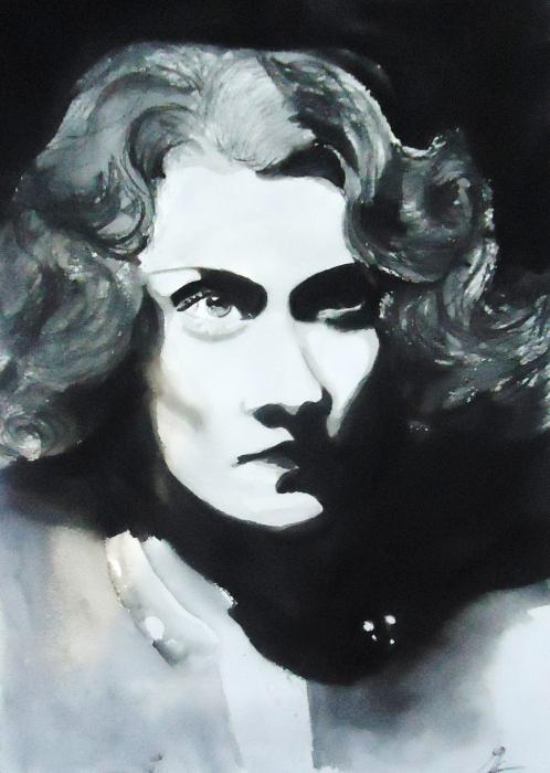 Marlene Dietrich by missfayagirl71